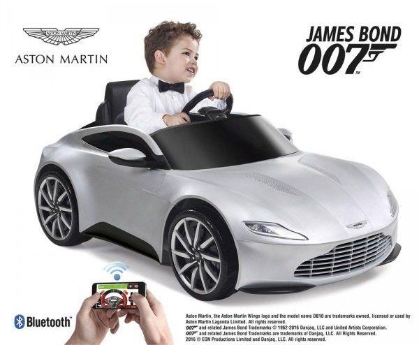 007 ASTON MARTIN CON CONTROL REMOTO