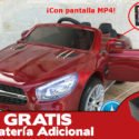 Mercedes SL65 Rojo Metalizado con MP4