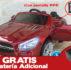 Mercedes SL65 Rojo Metalizado con MP4
