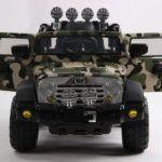 Jeep Wrangler Verde Camuflaje 12V