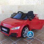 AUDI TT RS 12V RED 2.4G 12V