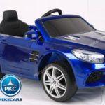 Mercedes SL500 12V 2.4G Azul Metalizado