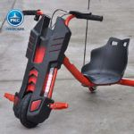 Kart Eléctrico Power Drift Trike Rojo