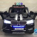 BMW X7 STYLE NEGRO 12V 2.4G
