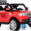 BMW X7 STYLE ROJO 12V 2.4G