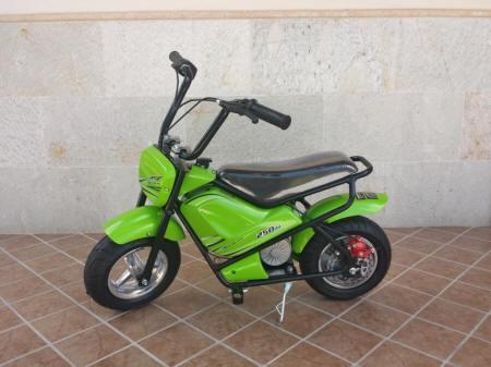 MOTO 250W 24V GREEN