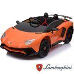 Coche electrico 12 V para niños Lamborghini AVENTATOR