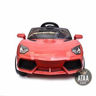 Coche eléctrico niños 12v estilo Lamborghini
