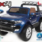 FORD RANGER 2018 4X4 MP4 AZUL