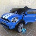 Mini Paceman 12V 2.4G Azul