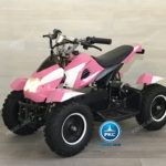 QUAD COBRA 800W ROSA/BLANCO