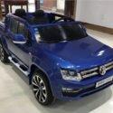 Volkswagen Amarok 12V 2 Plazas Azul Metalizado